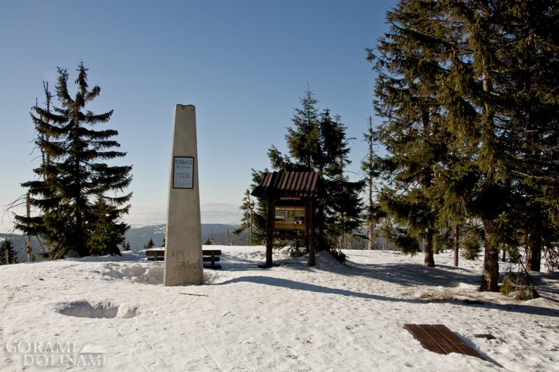 Gorce szczyt Turbacza