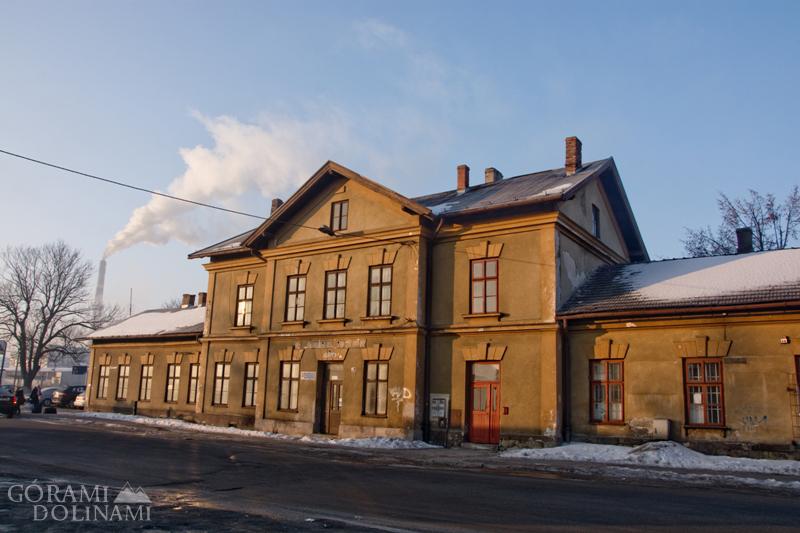 Dworzec w Nowym Targu