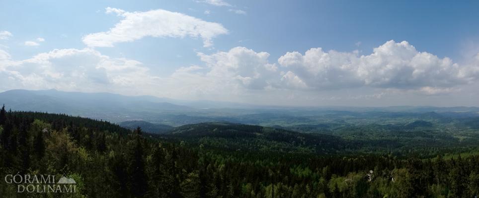 Skalnik, Ostra Mała